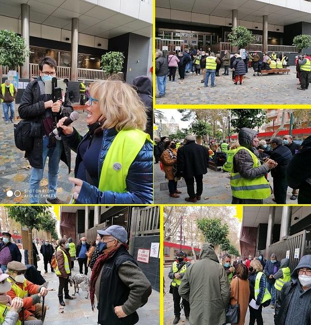 Lxs Yaxos salen a la calle el 28 diciembre y no es ninguna inocentada, en Murcia, también