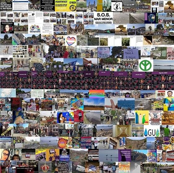 Un año en imágenes en el 3er aniversario El Latido