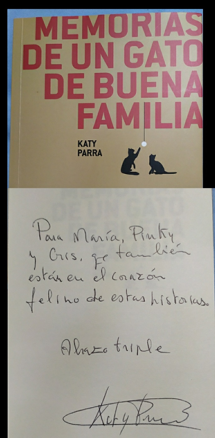 Historias de un gato de buena familia