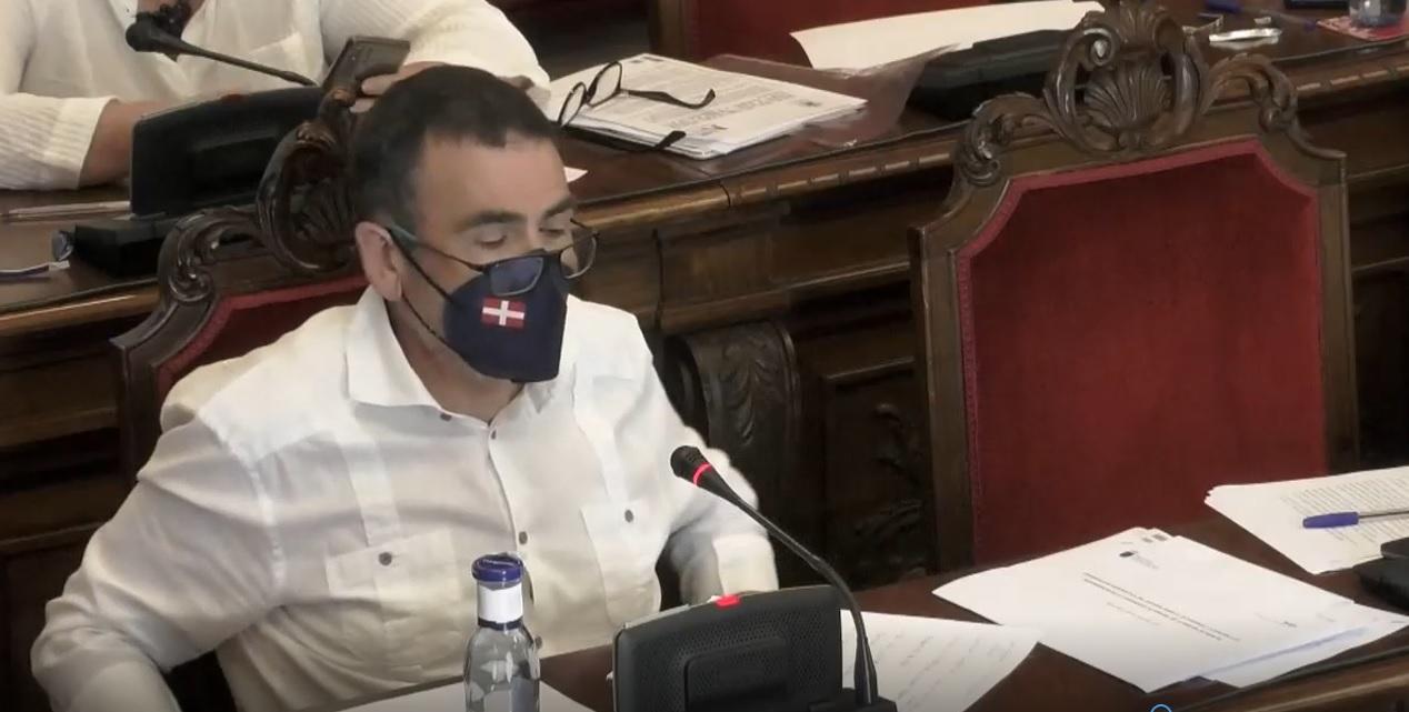 """EL MC DE PEPE LÓPEZ, CON UNIDAS PODEMOS, INTENTA CONVERTIR EL ROSELL EN UN """"GERIATRICO"""", POR ESTA VEZ SE LIBRA Y NO LO CONSIGUEN"""