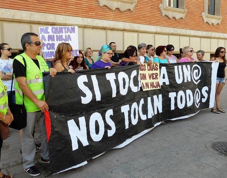 LLamamiento feminista este martes 22 Septiembre a las 10:00 en el Juzgado de Angel Bruna, porque es hora de hermanarse