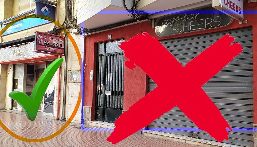 ¿Cual es el criterio sanitario para que los bares estén cerrados y las casas de apuestas abiertas??