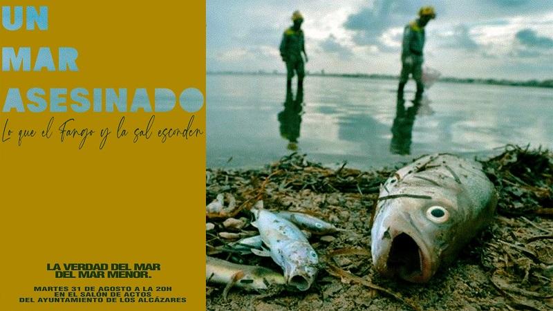 """Proyección de la película """"Un Mar asesinado, lo que la sal y el fango esconden"""""""