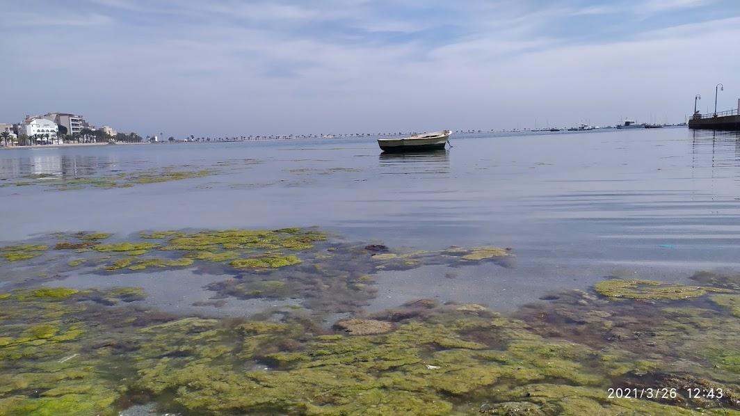Playa de Villananitos, en busca de el paraíso, y sin embargo...