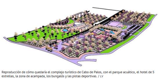 Quieren rematar al Mar Menor con la aprobación del megaproyecto de la Trips, que además se construye entre dos zonas protegidas