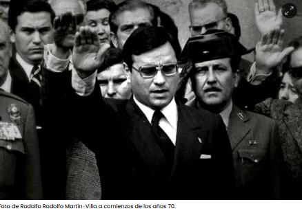 ¿Quién defiende a Martín Villa? ¿presidentes, líderes sindicales? ¿en serio?
