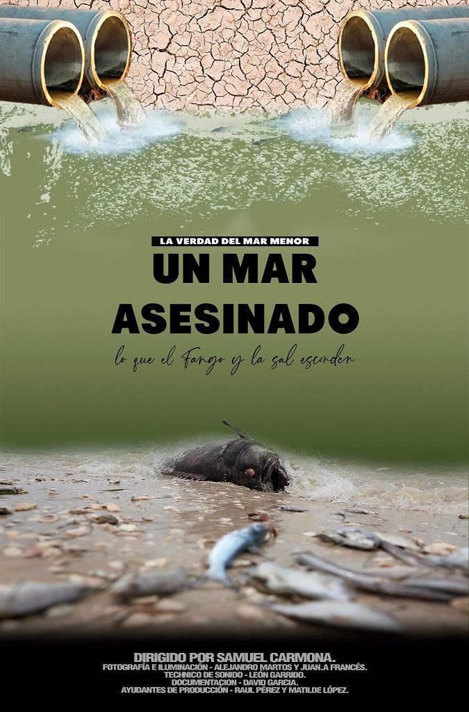 """Mañana ya puedes disfrutar de """"Un Mar asesinado, lo que el fango y la sal esconden"""""""