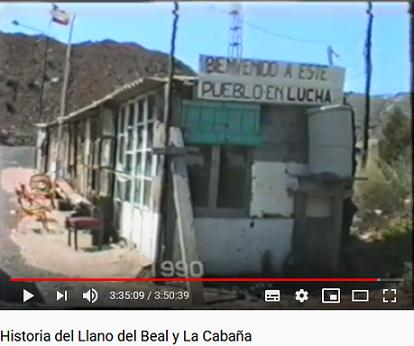 EL LLANO DE EL BEAL, LA LUCHA DE UN PUEBLO FRENTE A LA EXPLOTACIÓN MINERA. UN EJEMPLO A SEGUIR
