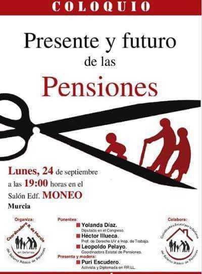 PRESENTE Y FUTURO DE LAS PENSIONES