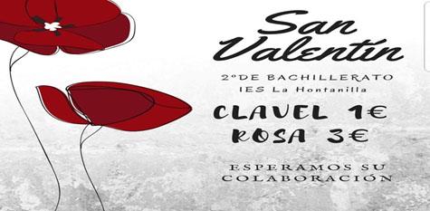 Llega San Valentín al instituto IES La Hontanilla