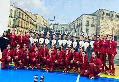 Campeonas de Castilla-La Mancha por segundo año consecutivo