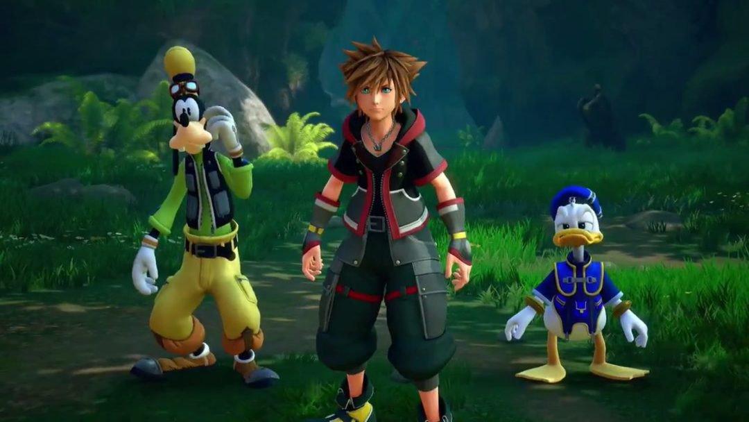 El esperado Kingdom Hearts III