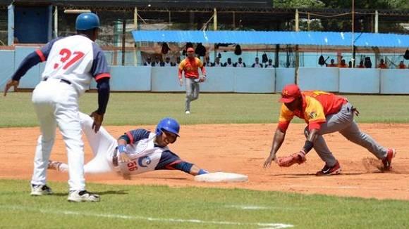 béisbol practicas