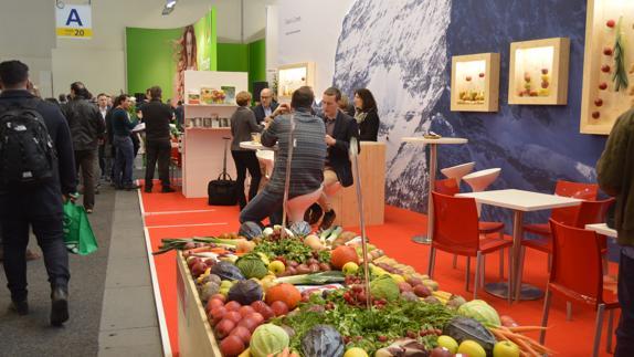 Satisfacción entre los almerienses en el segundo día de Fruit Logistica