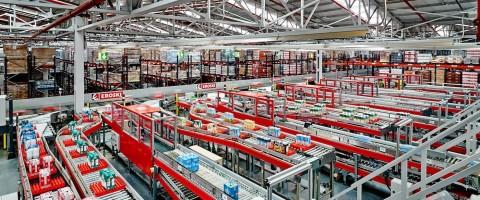 Eroski reorganiza su estructura logística en Andalucía