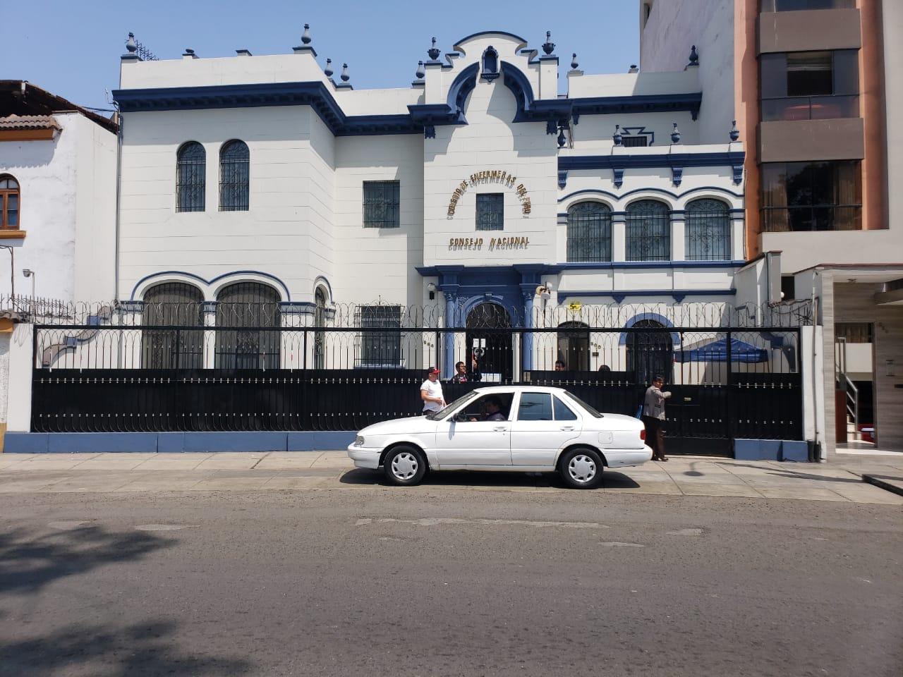 Gestión de la Decana Nacional Liliana La Rosa, permitió la apertura del local del Colegio de Enfermeros del Perú