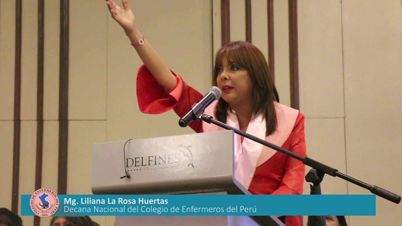 Urgente Decana del Colegio de Enfermeros del Perú solicita al MINSA cumplir con la Ley N°27669, Ley de Trabajo del Enfermero.