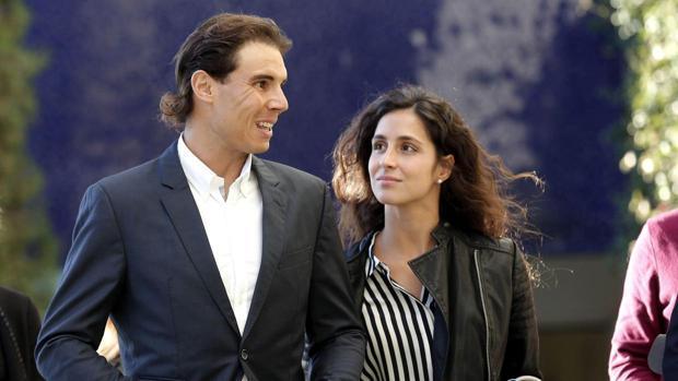 Boda Rafa Nadal y Mery Perelló: las imágenes de los invitados