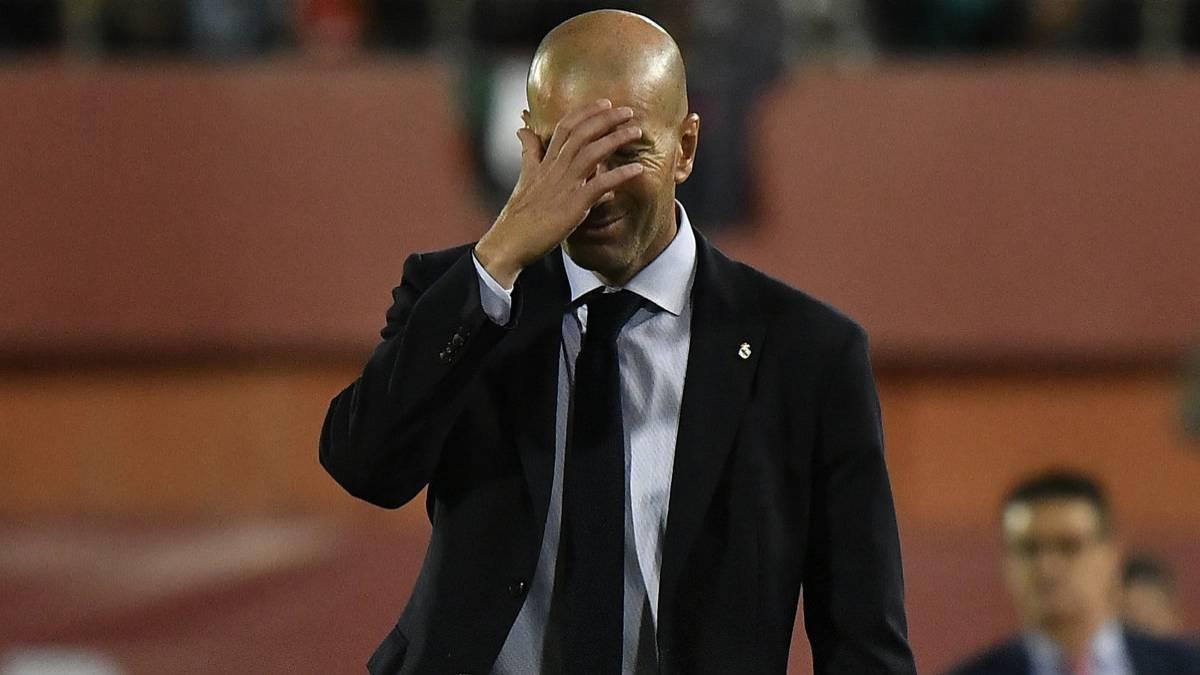 Los Números de Zidane no mejoran los de Solari