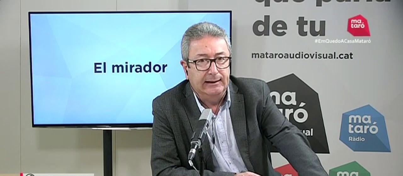 Entrevista en el programa audiovisual de El Mirador