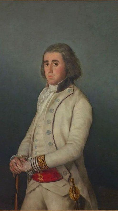 El Goya con el que Esperanza Aguirre y su marido cometieron fraude fiscal