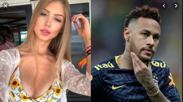 La modelo Najila Trindade, que acusó a Neymar de violación es denunciada por falsa denuncia