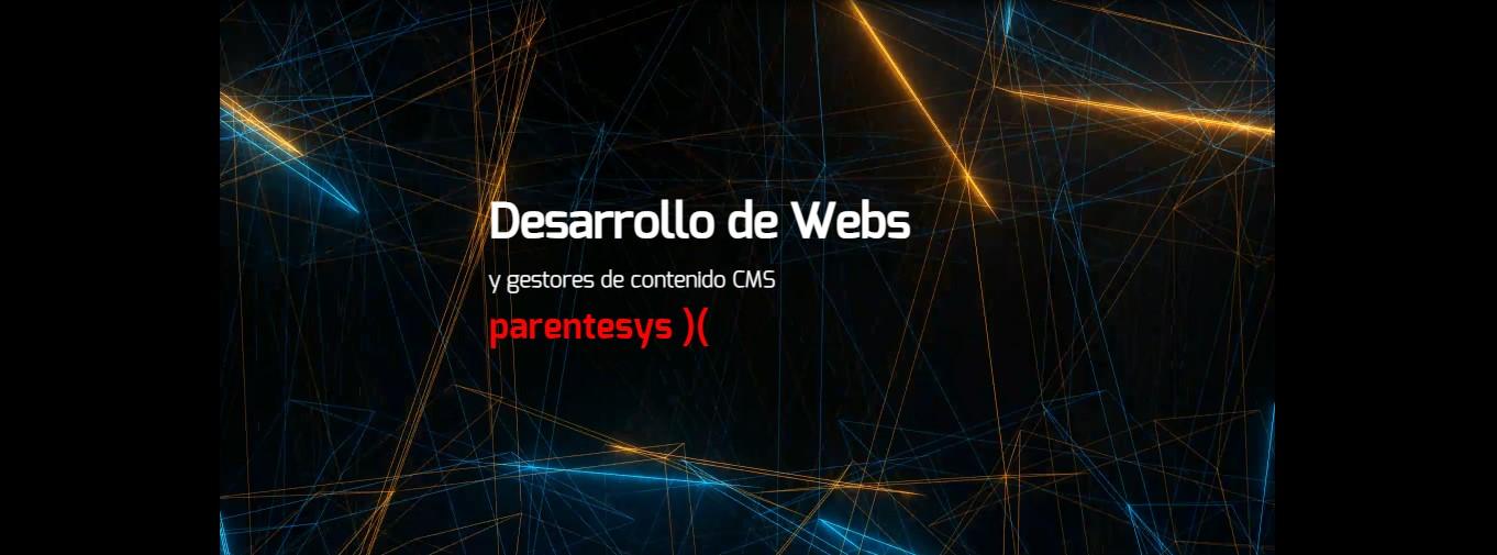 Parentesys.com Desarrollo web y Periódicos Digitales