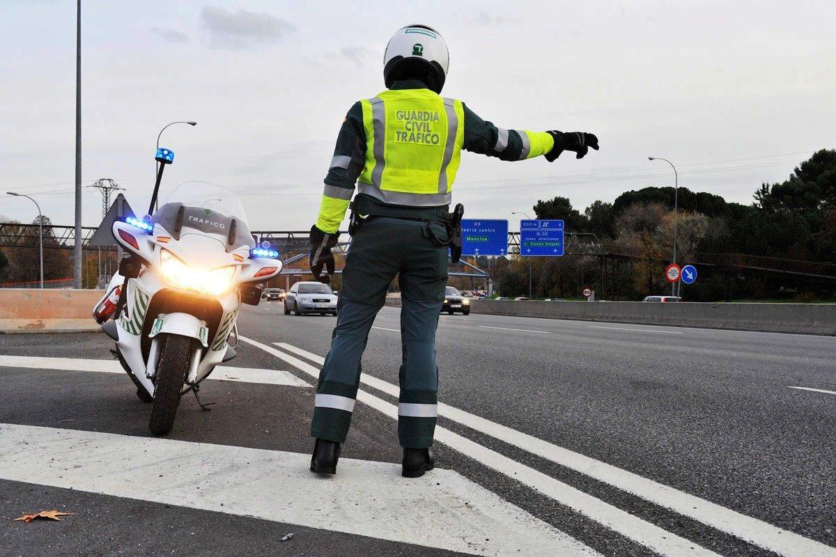 Normativa de tráfico de la DGT para 2021