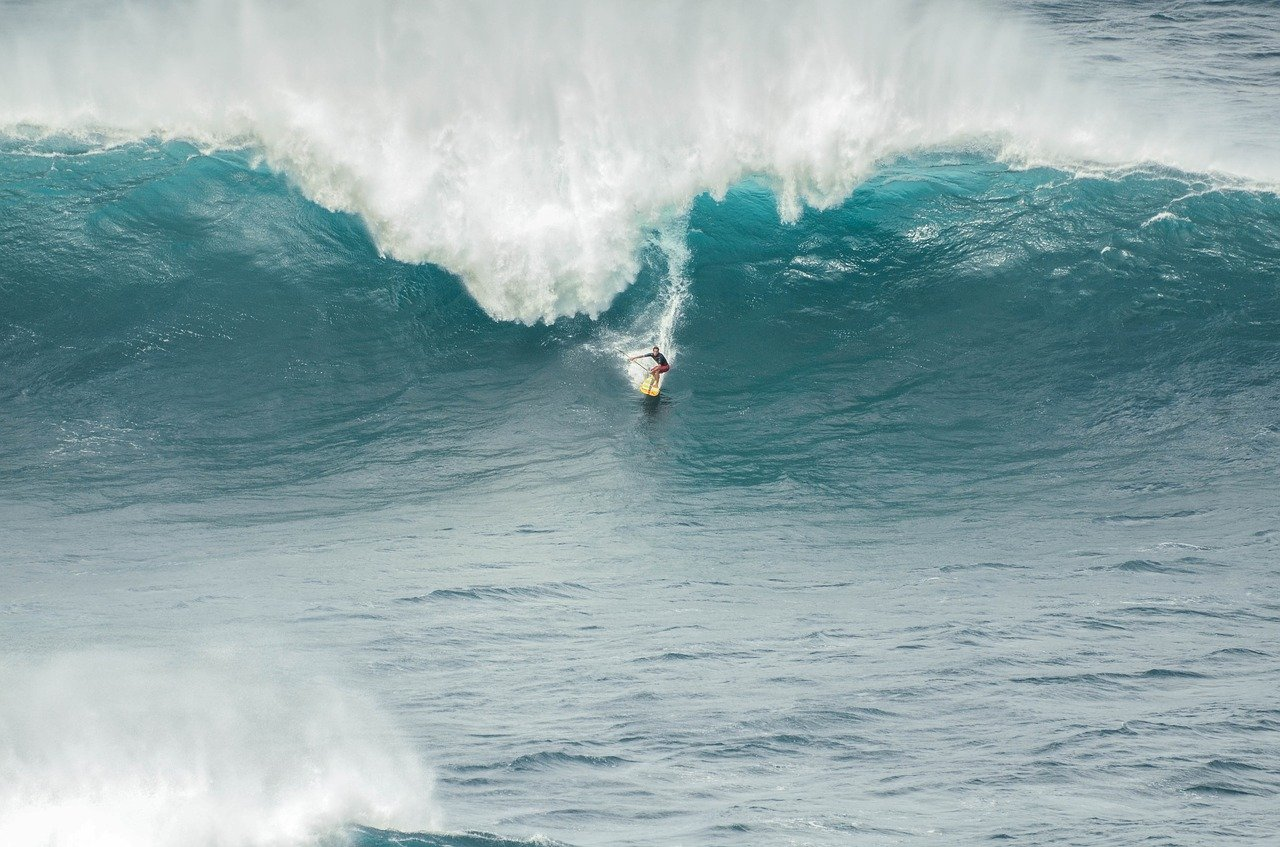 Accident a la mítica onada gran de Jaws
