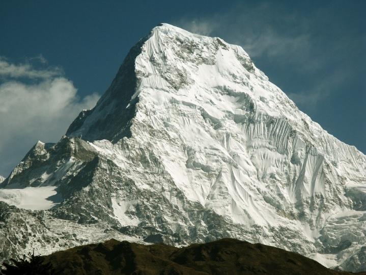 El alpinista Pau Del Fius de 75 anys puja a l