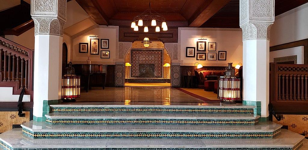 La Mamounia es premiada como mejor hotel del mundo