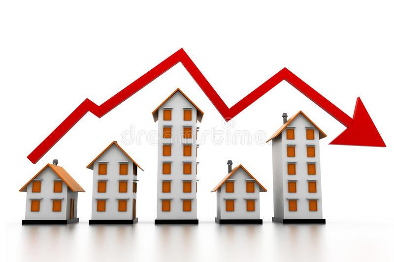 Se acelera la caída de ventas de viviendas: disminuyen un 9,3% en noviembre.