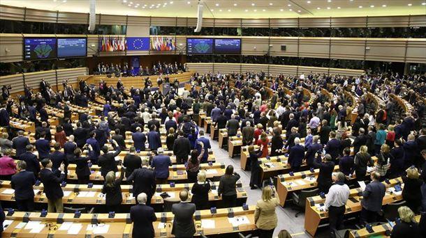 El Parlamento Europeo ratifica el acuerdo del Brexit