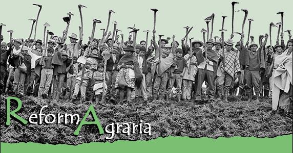 LEY AGRARIA ¡QUE VIVA LOS CAMPESINOS