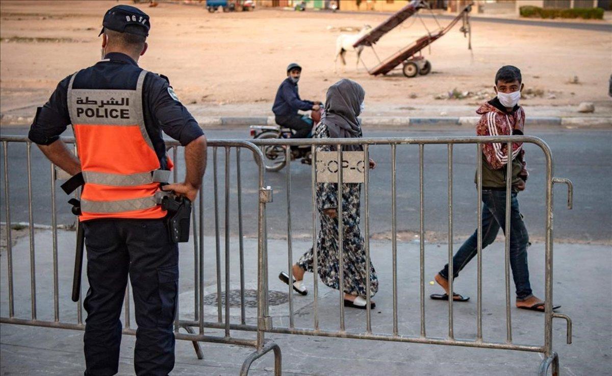 Marruecos cierra ocho grandes ciudadades por la proliferación del covid-19