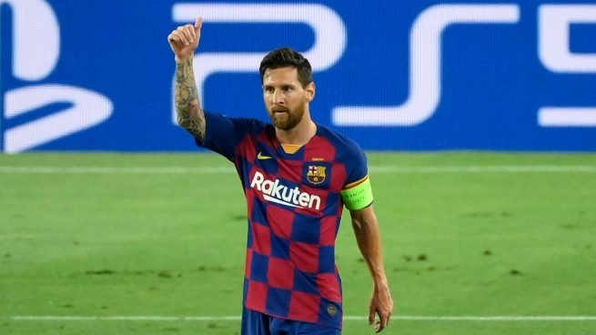 El bombazo que supone fichar a Messi