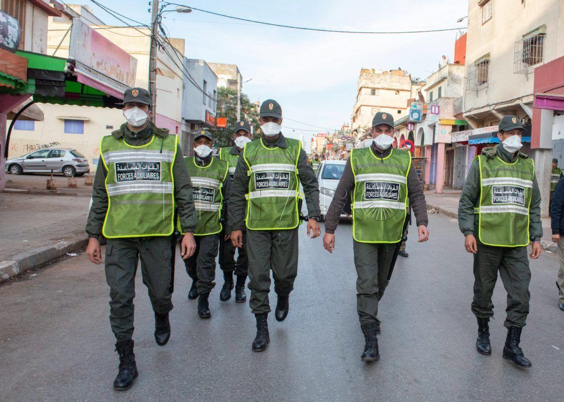 Marruecos prorroga hasta el 10 de octubre el estado de alarma sanitaria