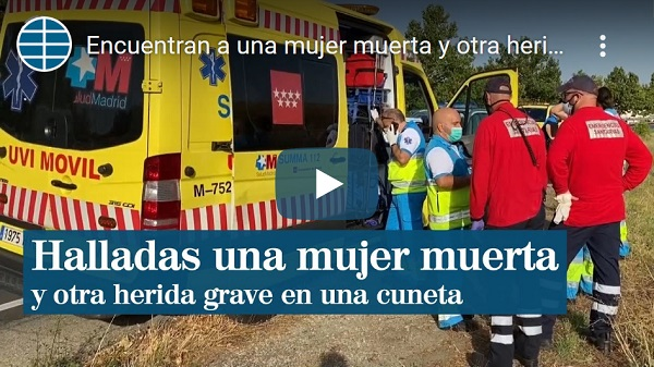 Localizan oculto en un camión el coche implicado en el atropello mortal de El Álamo