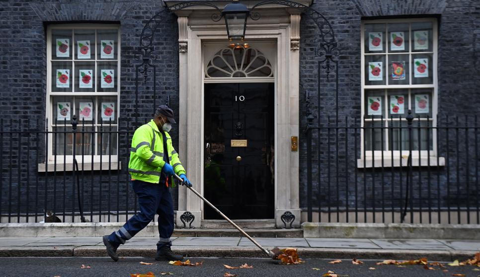 Boris Johnson hace 'reset'