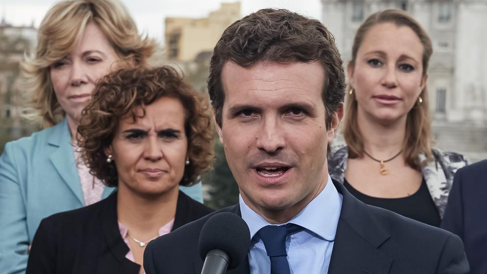 El PP y Cs convierten a la UE en un escenario de su lucha con el Gobierno
