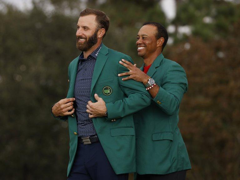 El estadounidense Dustin Johnson se coronó en el Masters de Augusta y estableció una nueva marca