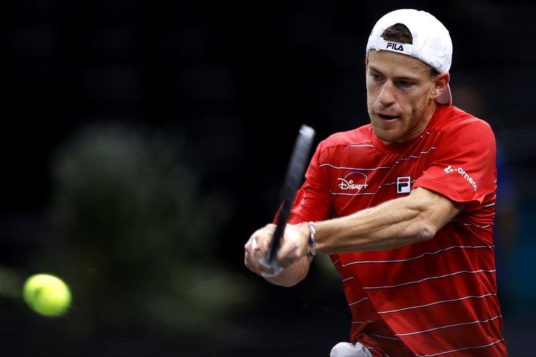 Diego Schwartzman se mide ante Novak Djokovic en su debut en el ATP Finals: hora y TV