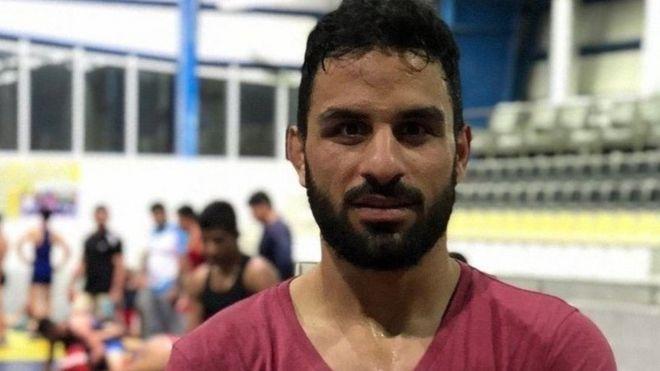 Navid Afkari: Irán ejecuta al joven luchador a pesar de una campaña global para salvarle la vida