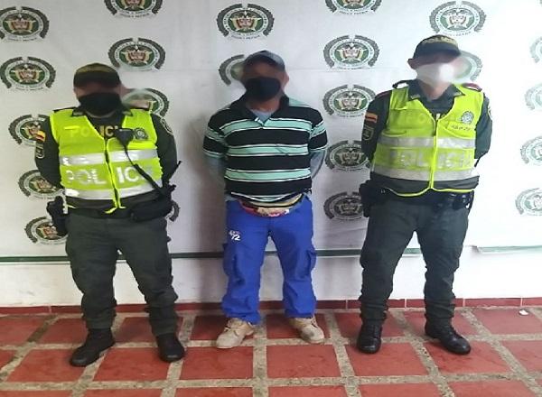 EN QUIBDÓ POLICÍA CAPTURA HOMBRE POR FALSEDAD EN DOCUMENTO PÚBLICO