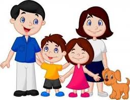 Poema: La familia