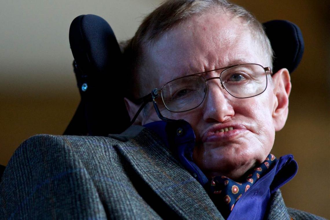 Hawking, el científico que desafió las leyes de la naturaleza.