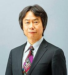 El artista detrás del pincel: Shigeru Miyamoto