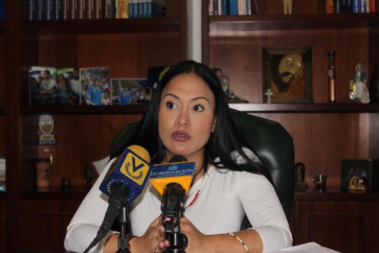 Laidy Gómez quedó excluida de AD tras decidir participar en el show electoral del CNE de Maduro