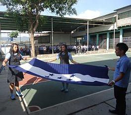 Dia de la Bandera ITEEC