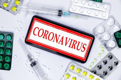 Posibles tratamientos para el COVID-19